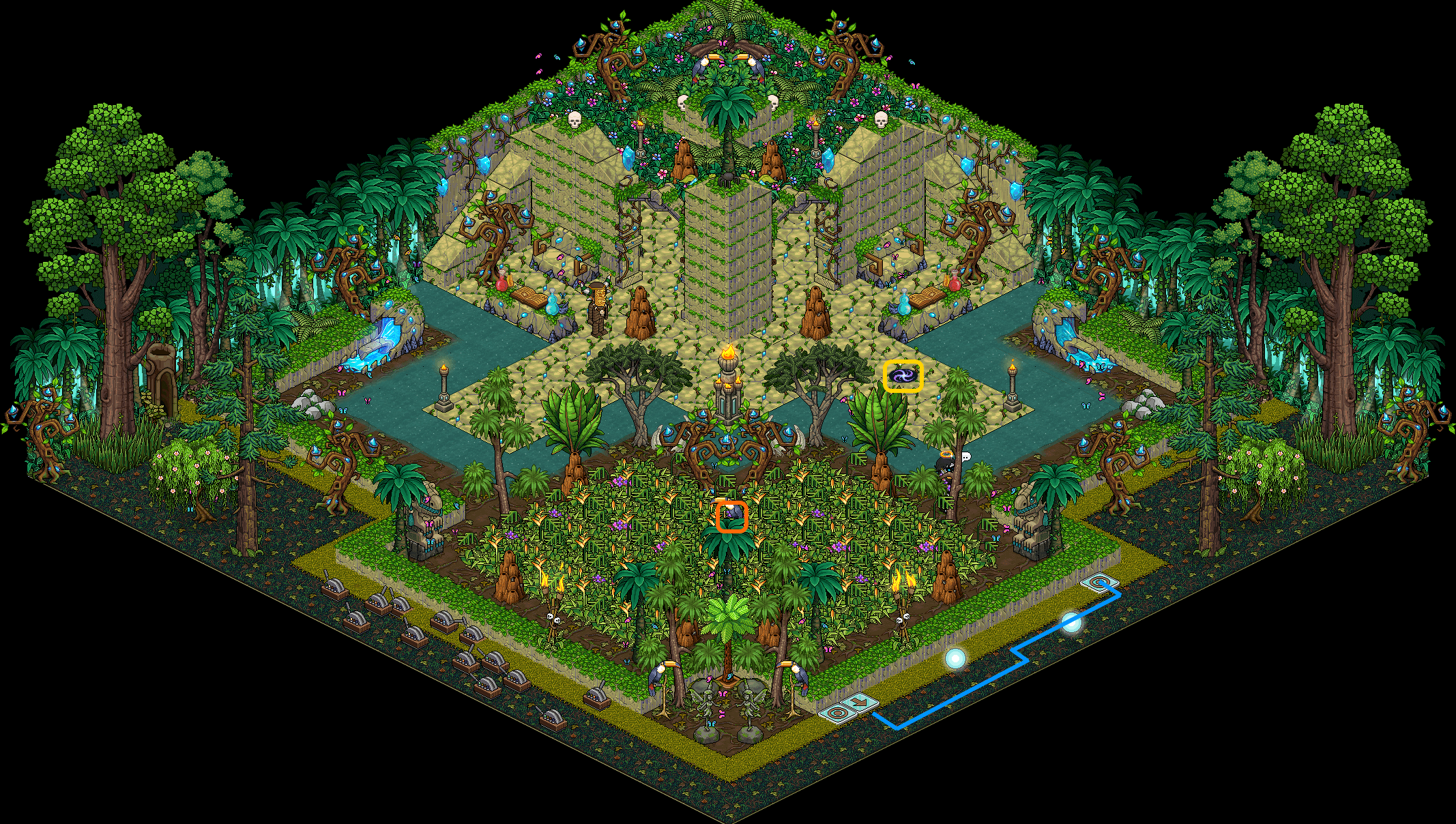 Labyrinthe RF - Zone Sud [05]
