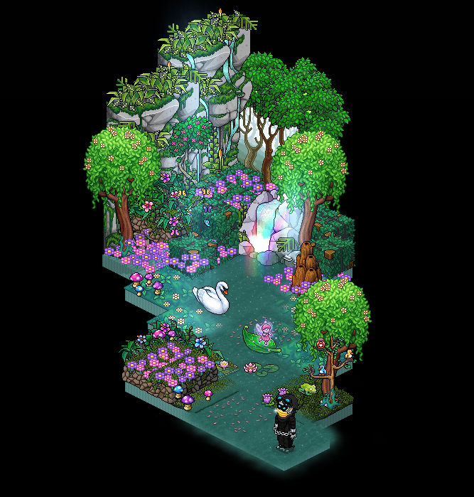Appart La Forêt d'Habbelina