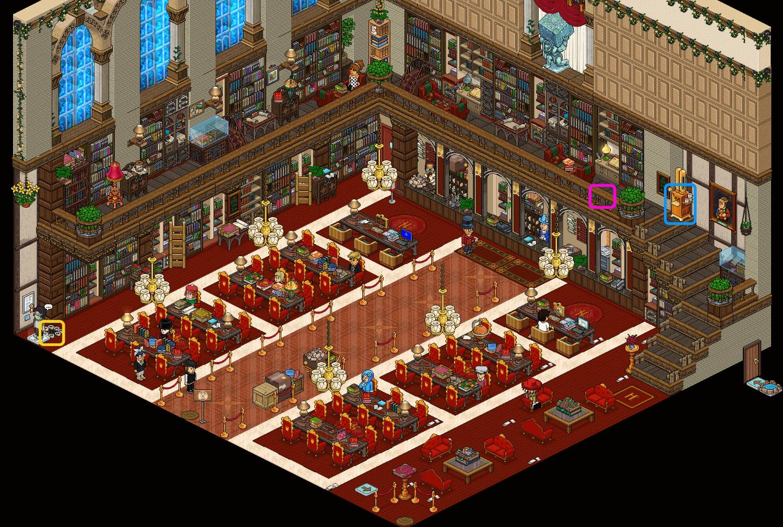 [WWB] USA - New-York - Library Hall
