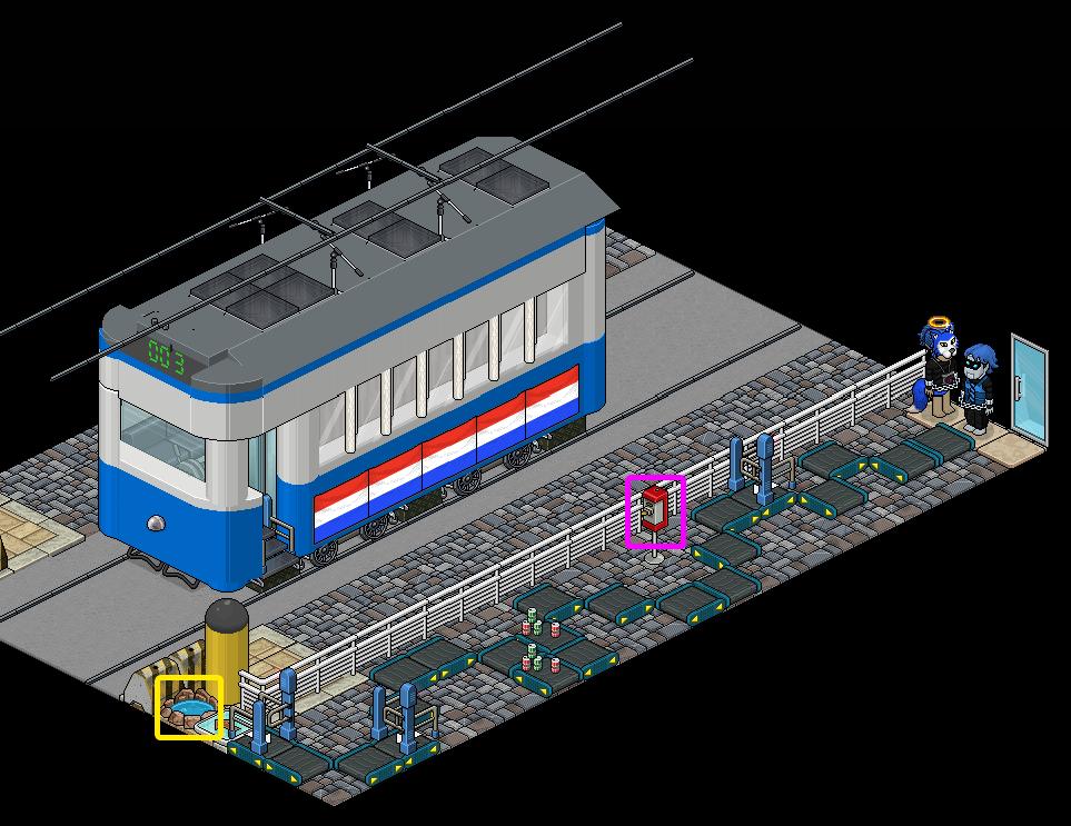 [WWB] Pays-Bas - Amsterdam - Tramway