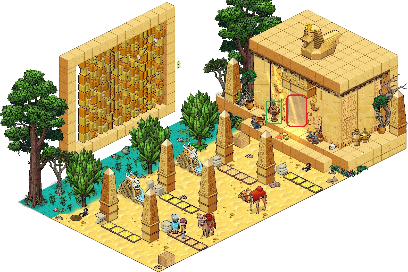 [WWB] Egypte - Louxor - Temple de Karnak