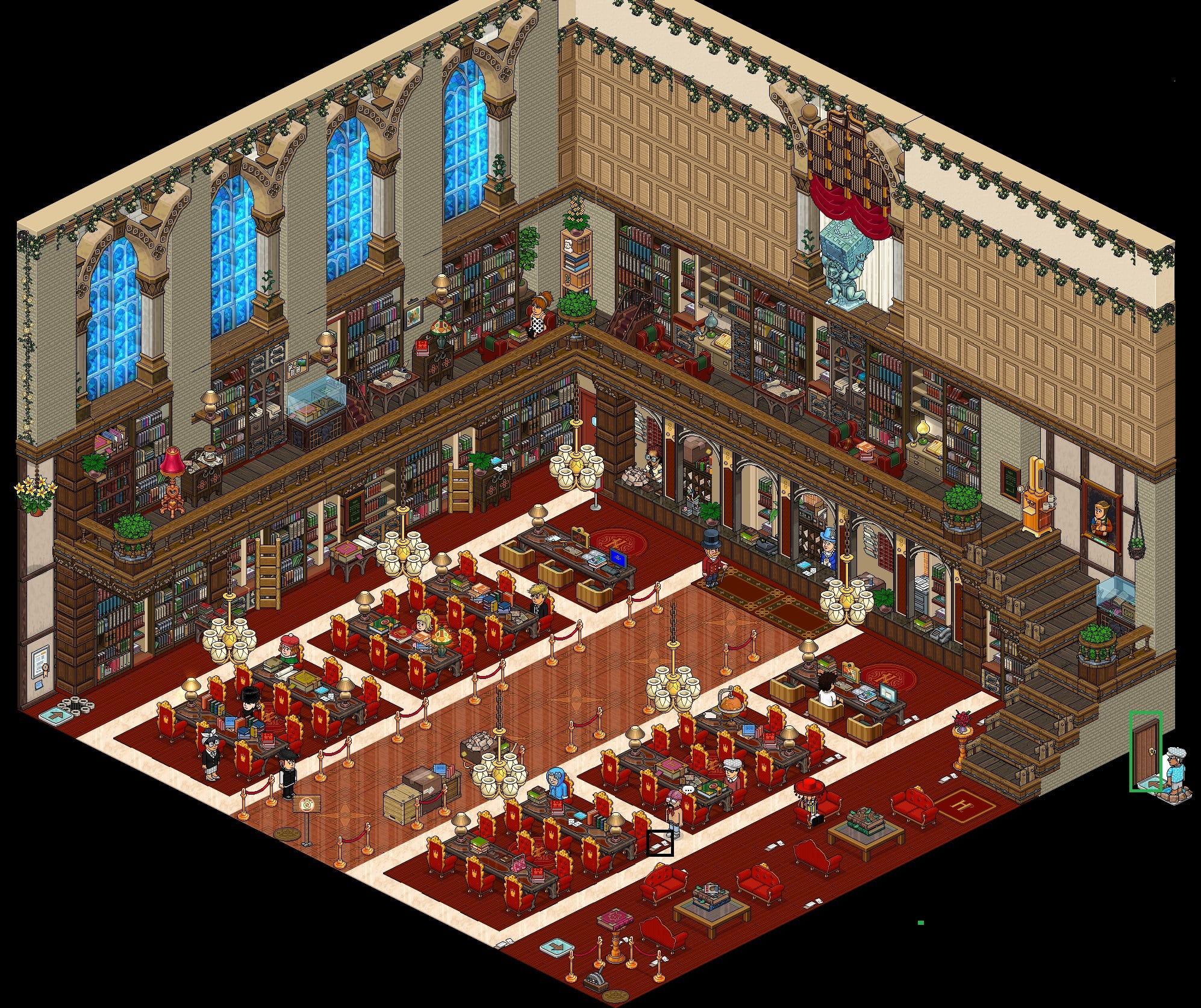 [WWB] USA - New-York - Library Hall1