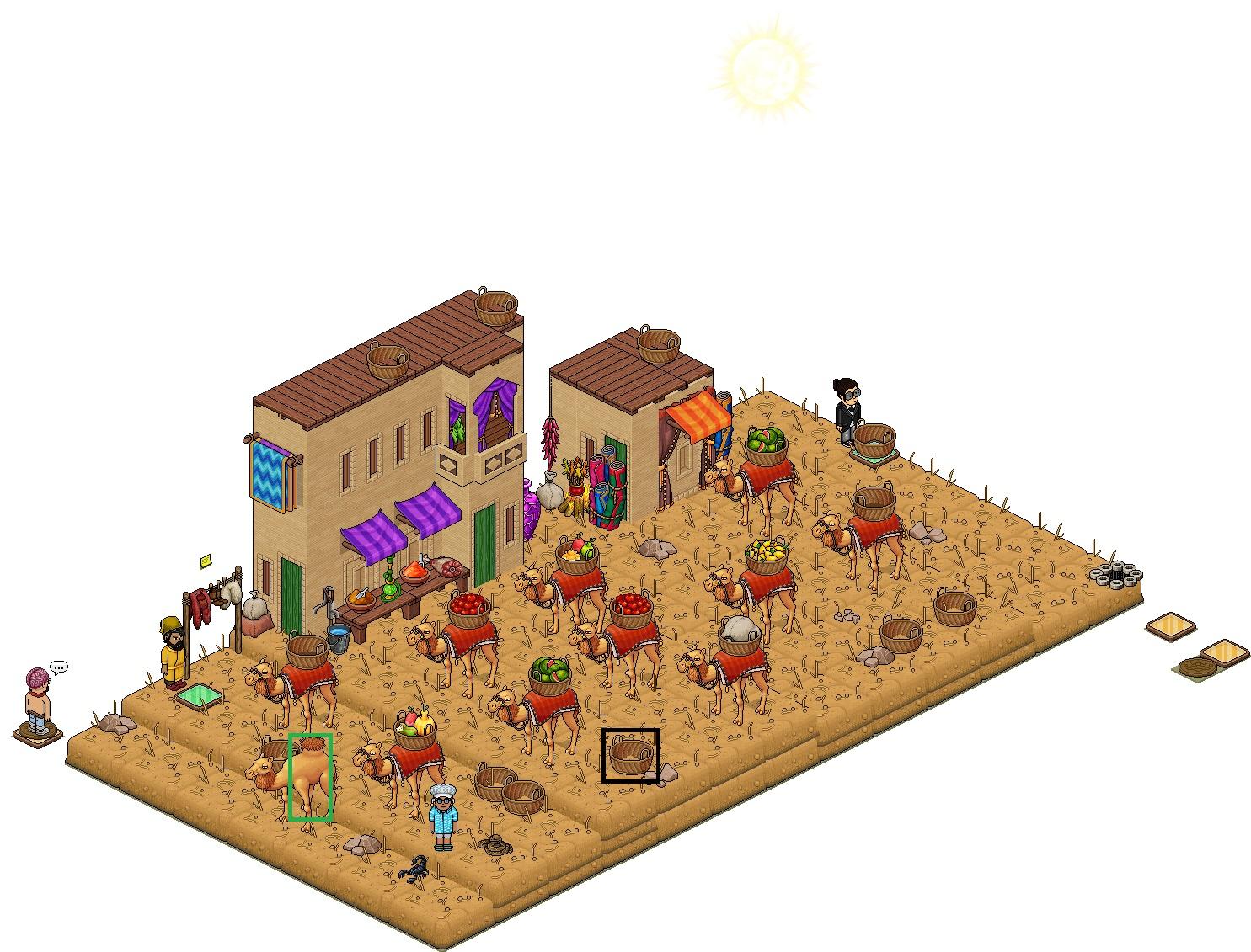 [WWB] Désert du Sinaï