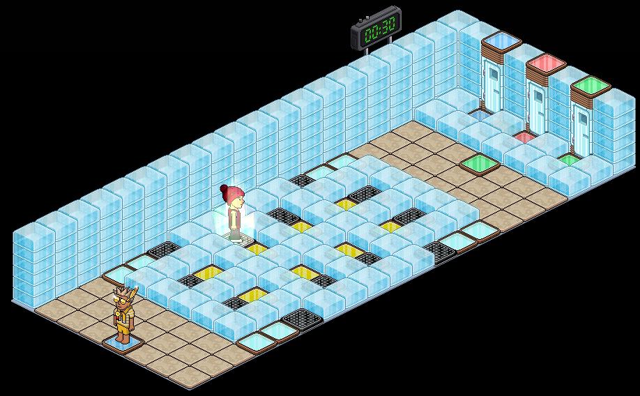 Niveau 1 – Les chambres