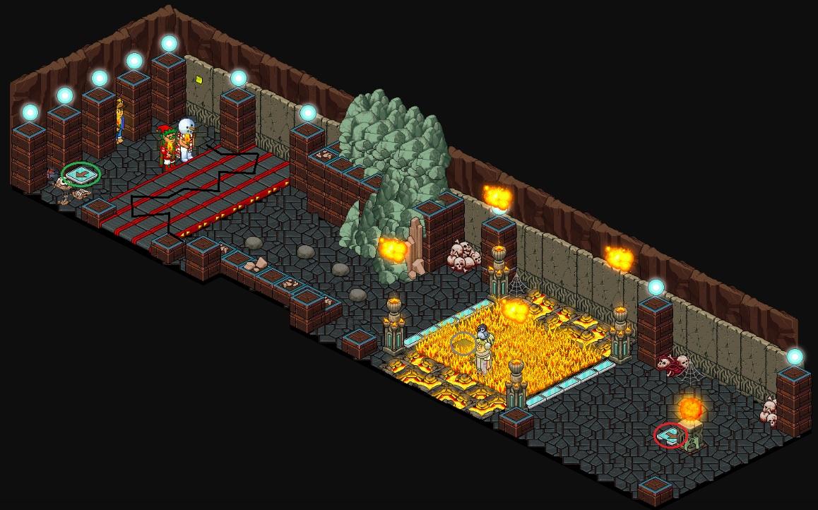 Habbvengers – Temple de Morag intérieur