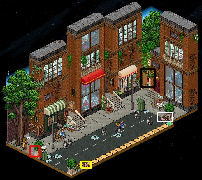 [S-V] - Cats street