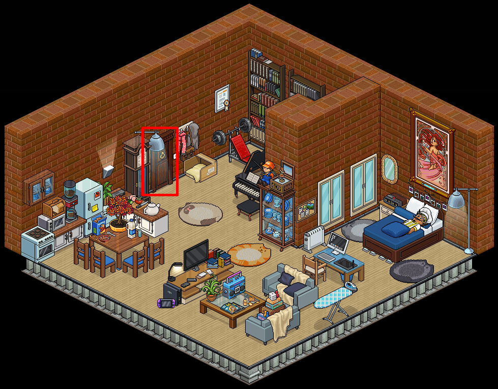 [S-V] Appartement