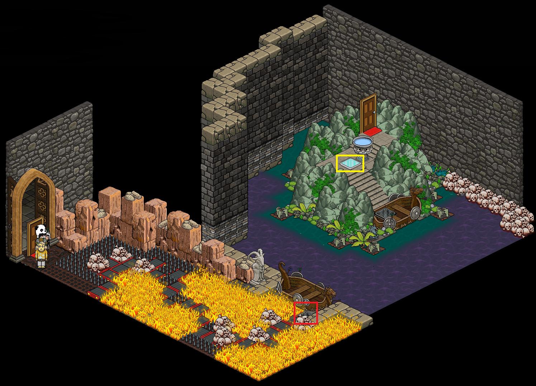 [HP6-13] Caverne d'enfance de Ael