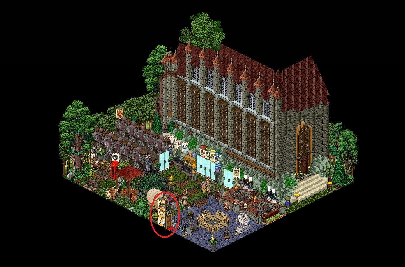 [Poudlard] École de Magie