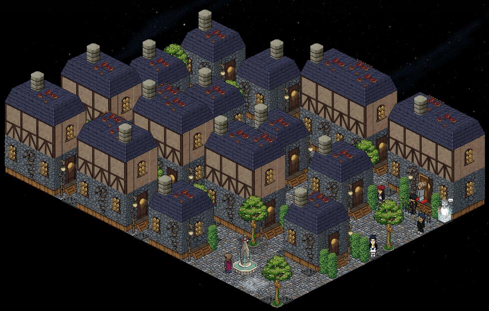 [HP6-2] Village de Budly Babberton