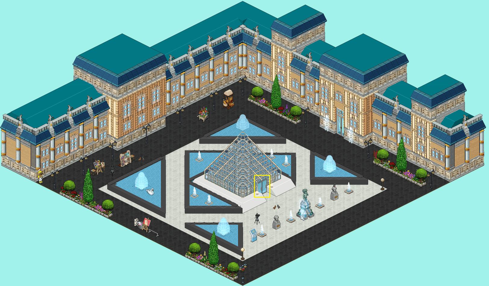 (MMC) Bienvenue au Musée du Houvre