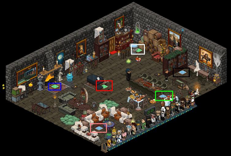 [HP6-3] Maison d'Ael Falostiel