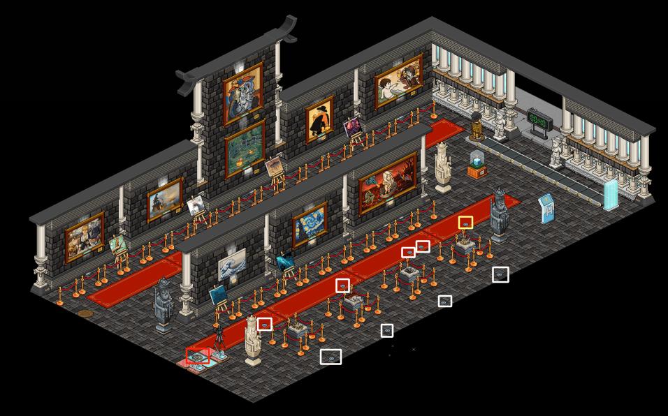 (MMC) Musée du Houvre II
