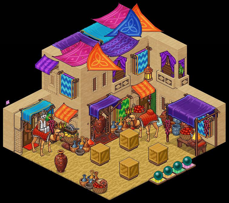 [S&S Games] - [67] Le marché d'Agrabah