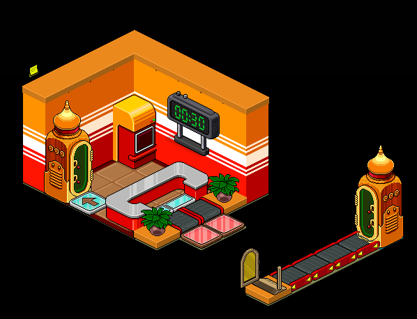 [S&S Games] - [18] Salle d'attente