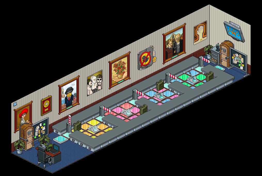 [S&S Games] - [41] Le bureau du chef