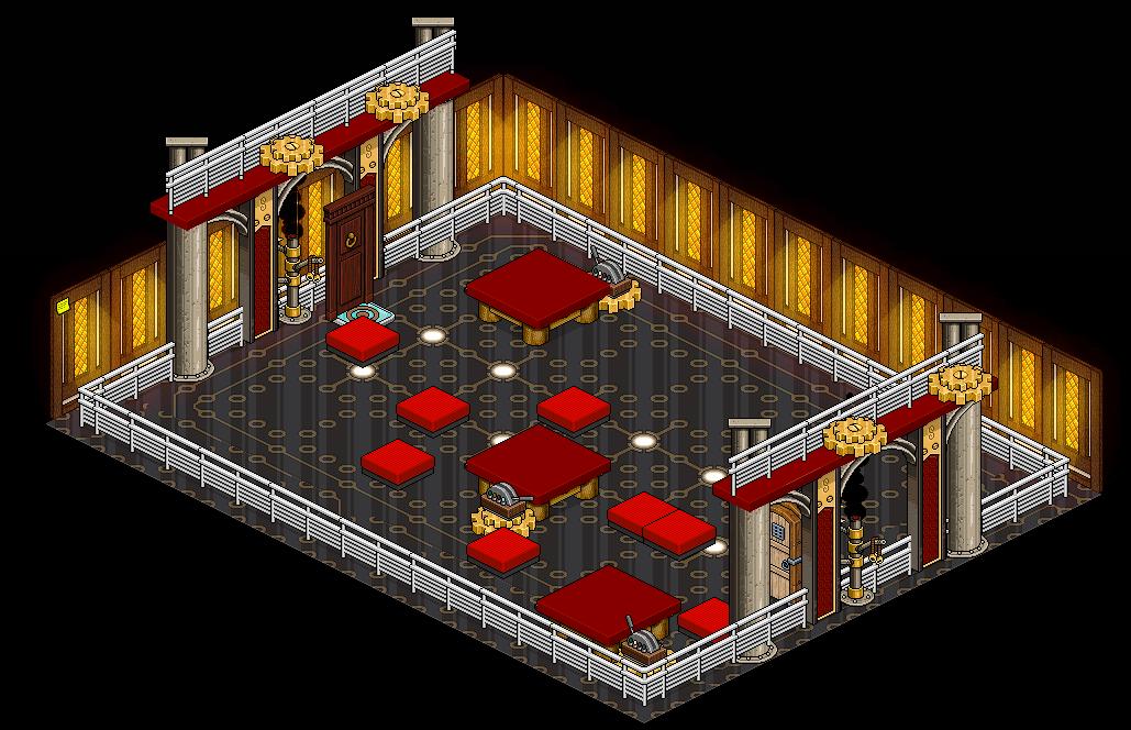 [S&S Games] - [43] La salle des machines