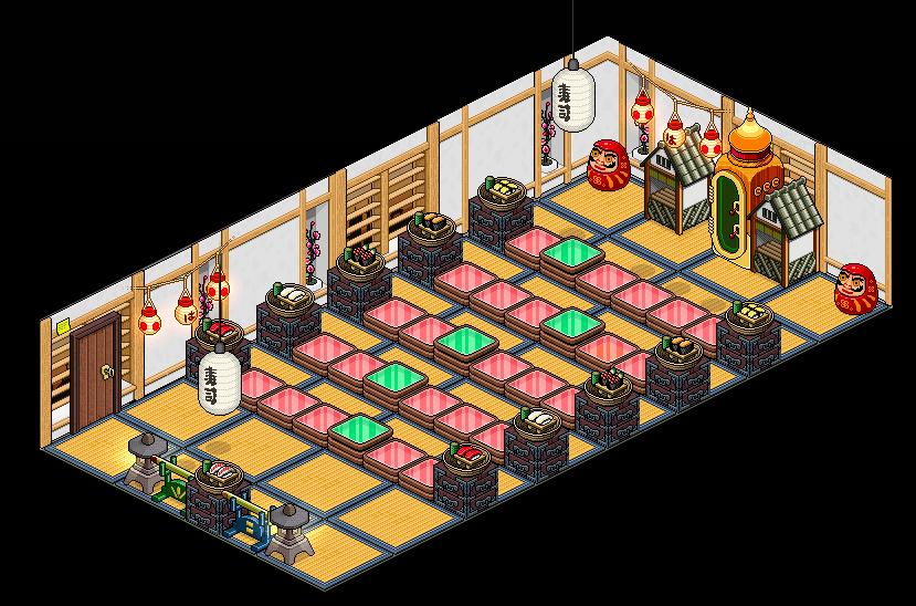 [S&S Games] - [36] Sushi à volonté