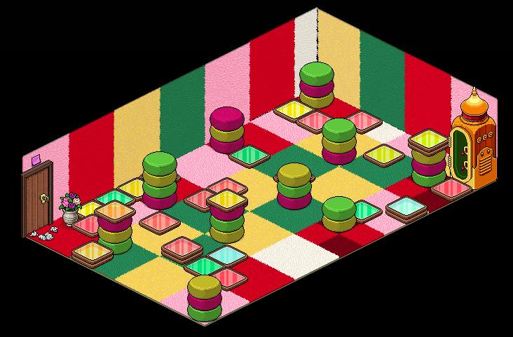 [S&S Games] - [24] L'univers coloré