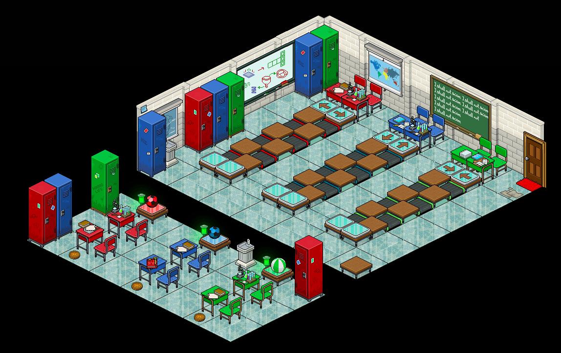 [S&S Games] - [66] La salle de classe