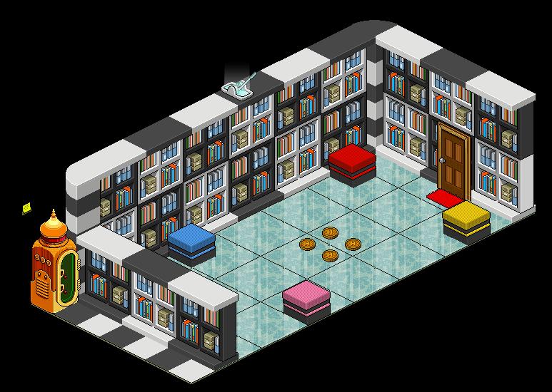 [S&S Games] - [14] La bibliothèque