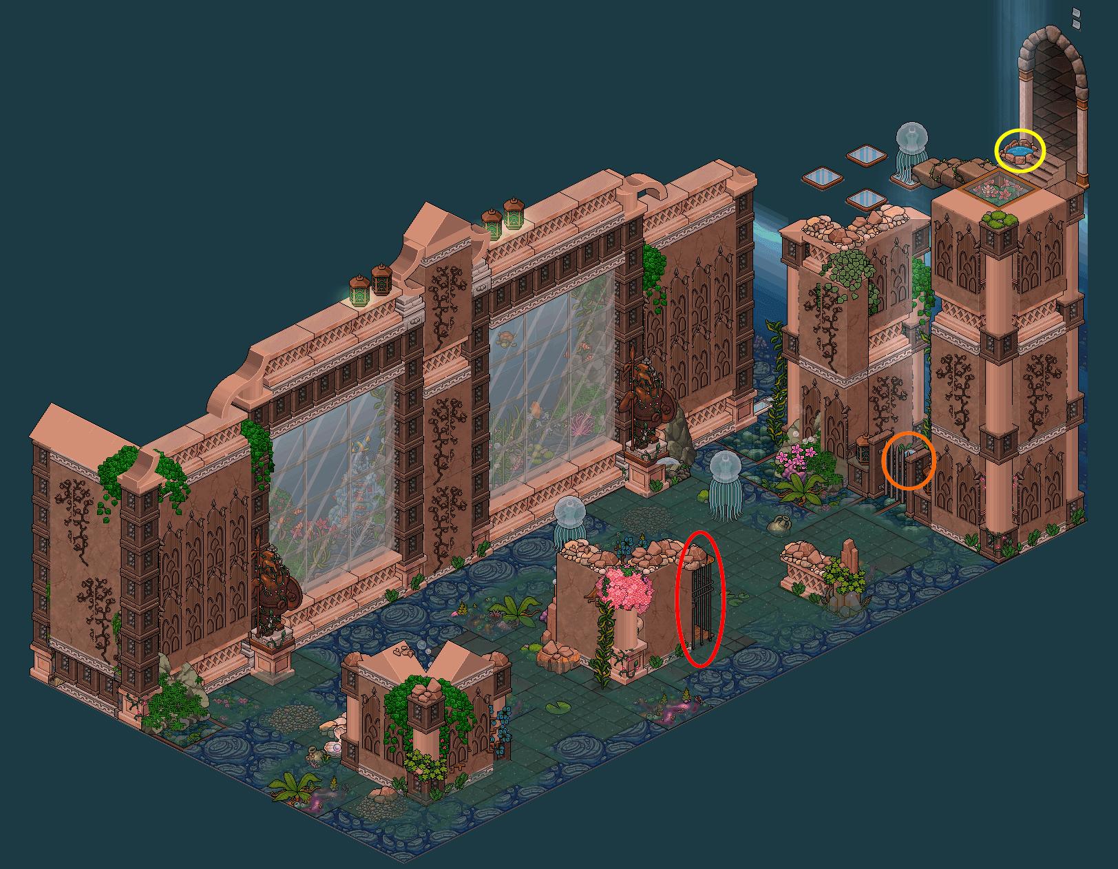 Zelba - Temple de l'eau 1