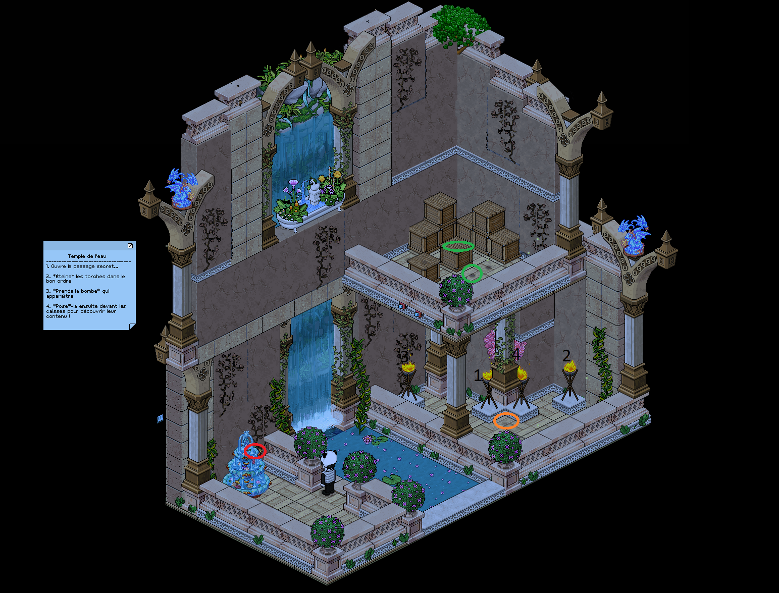 Zelba - Temple de l'eau 3