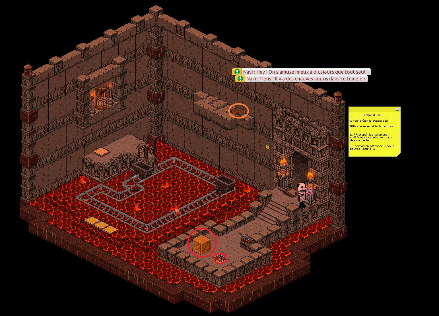 Zelba - Temple du feu 2