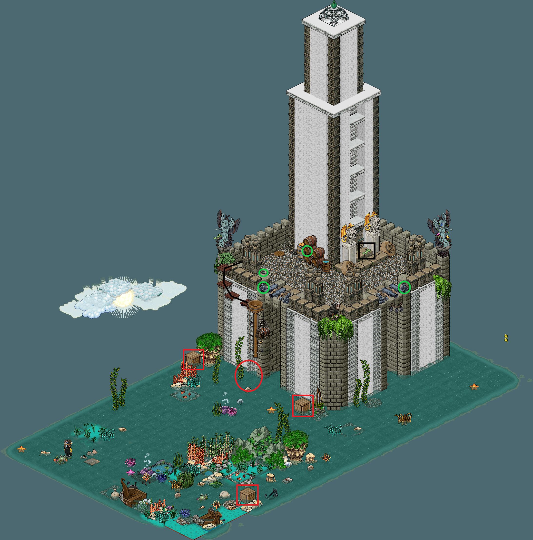 Zelba : Tour des Dieux