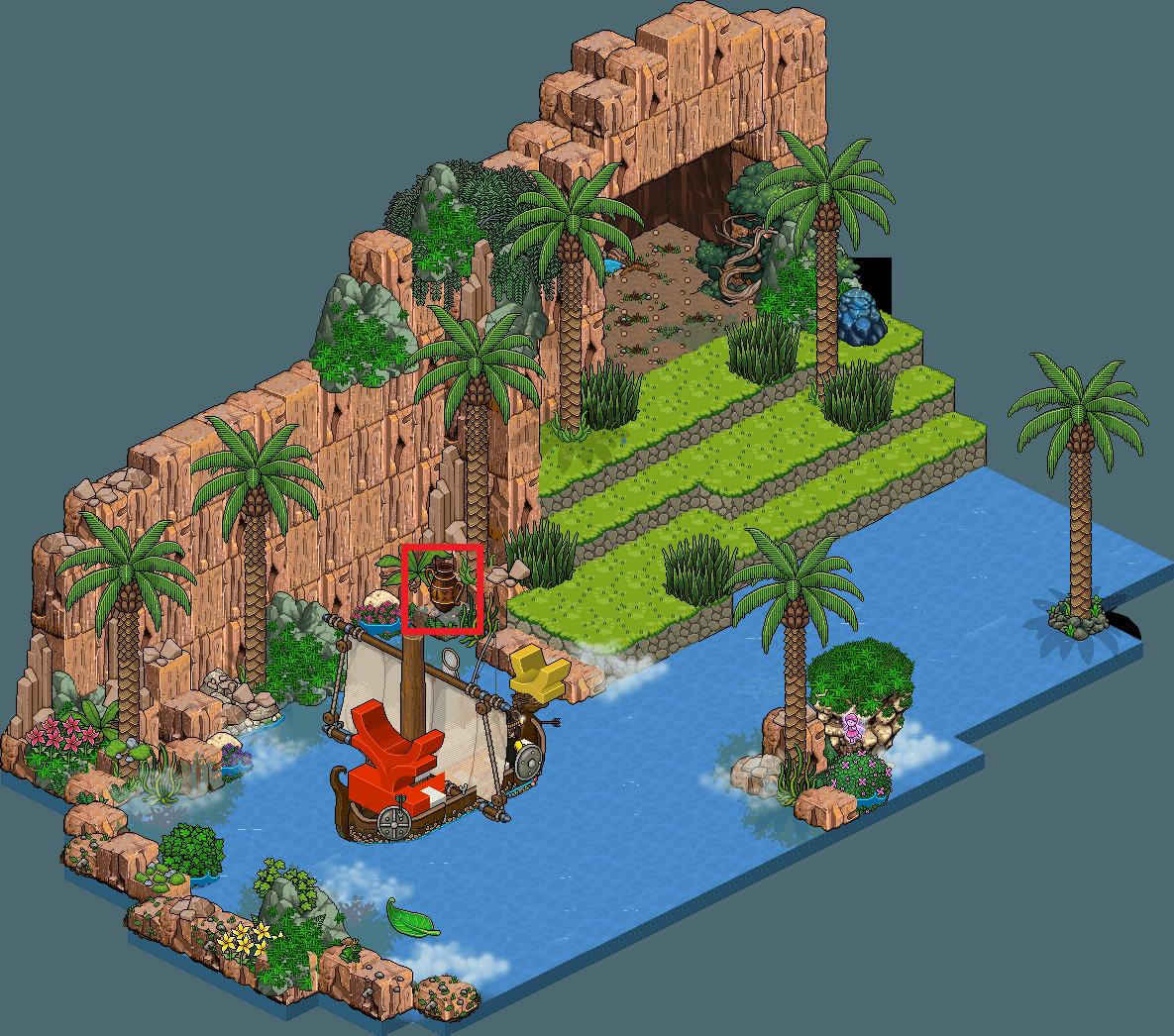 Zelba - Ile du Dragon