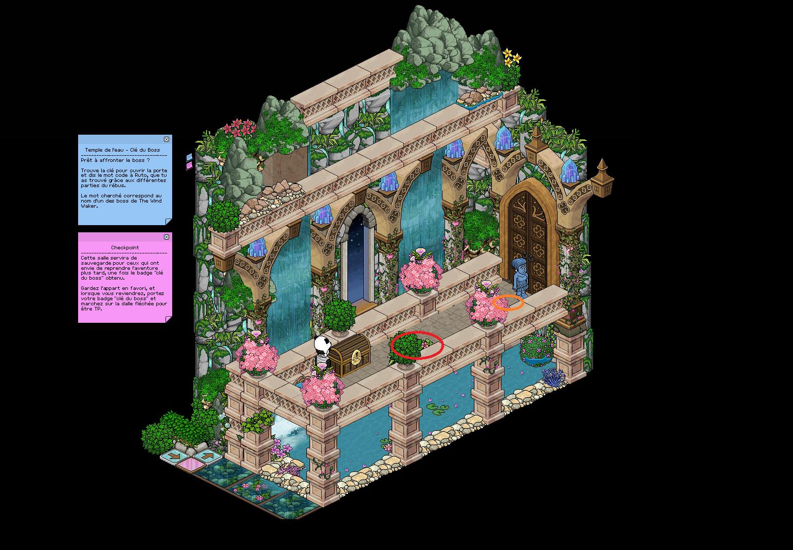 Zelba - Temple de l'eau 5