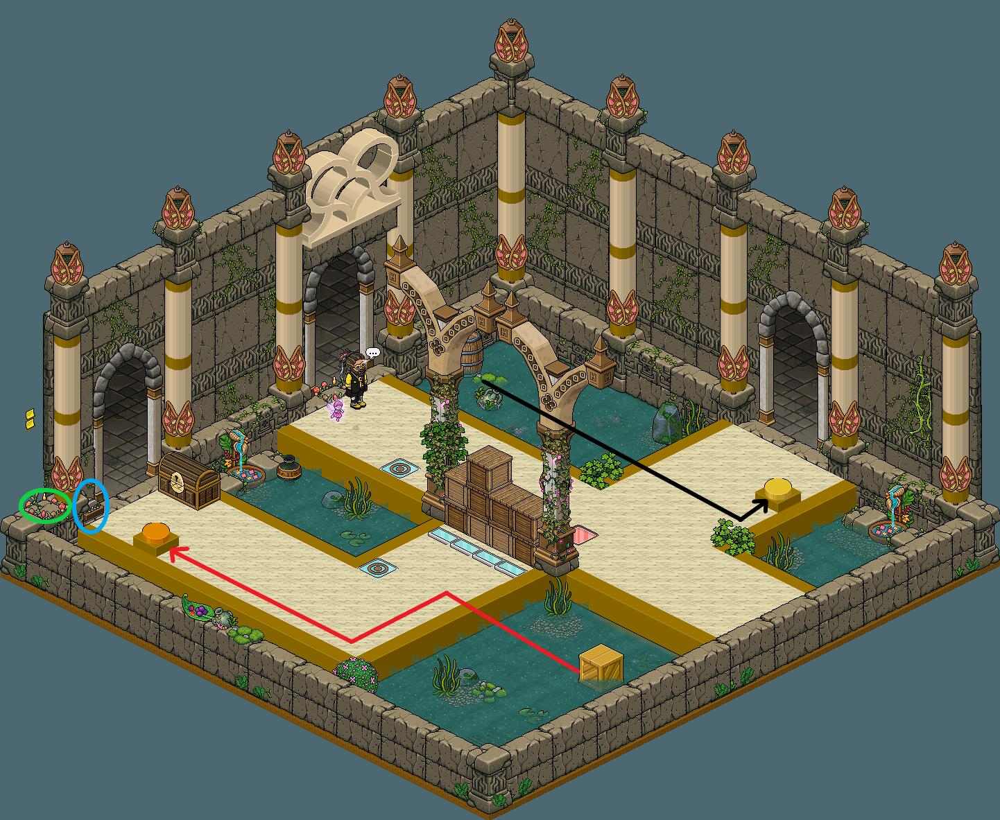 Zelba - Tour des Dieux Couloir 1
