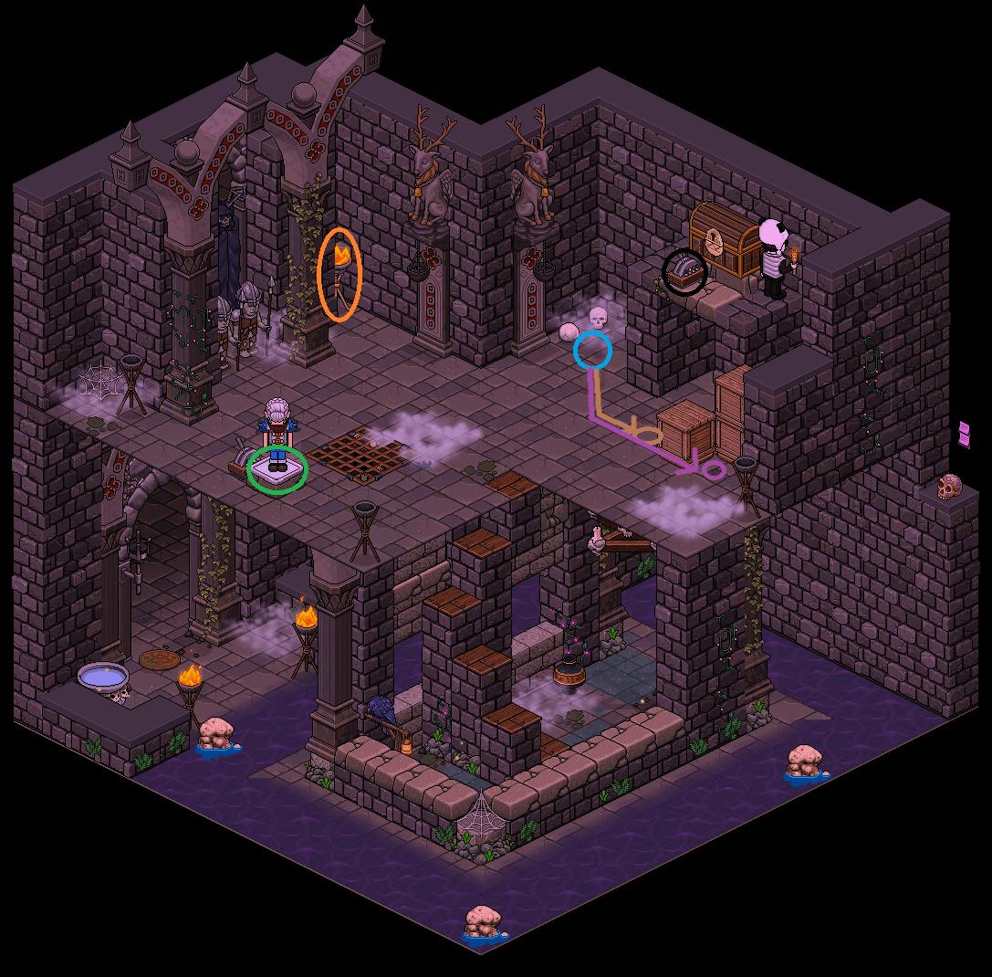 Zelba - Temple de l'Ombre 2 (Partie 2)