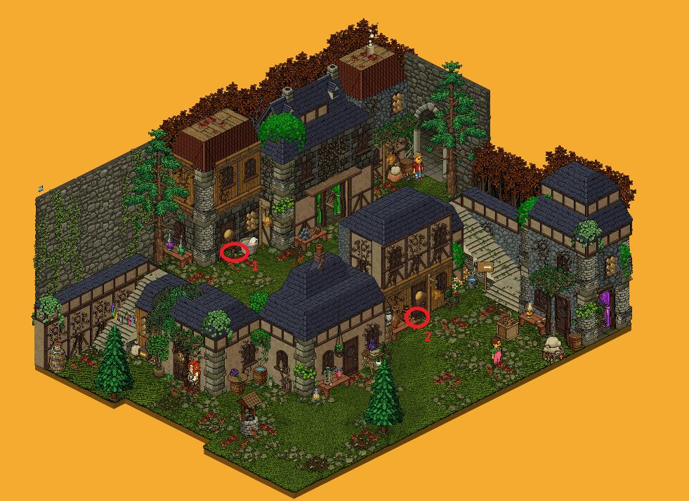Village Cocorico V2