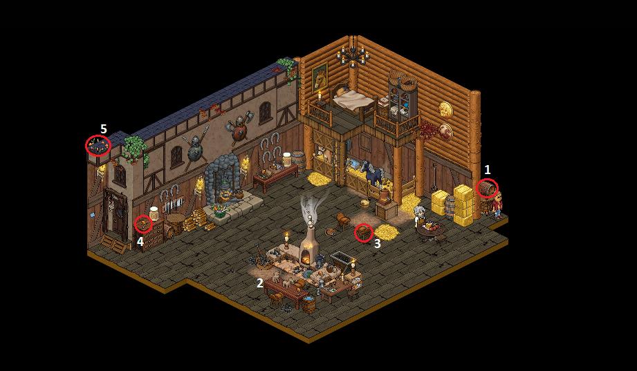 Zelba - Boutique du Maréchal Ferrant