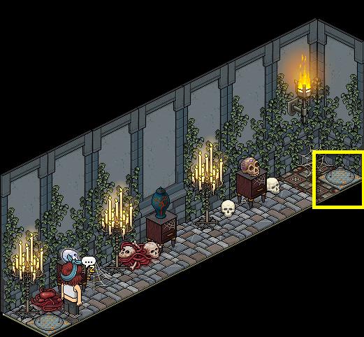 [M.W.] Catacombes