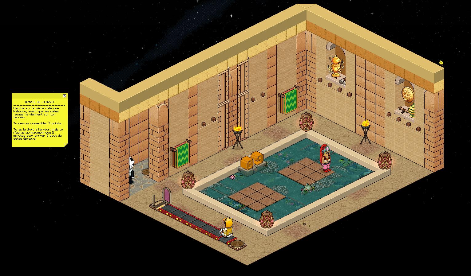 Zelba - Temple de l'Esprit 2