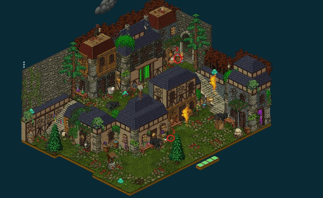 Zelba - Village Cocorico V3