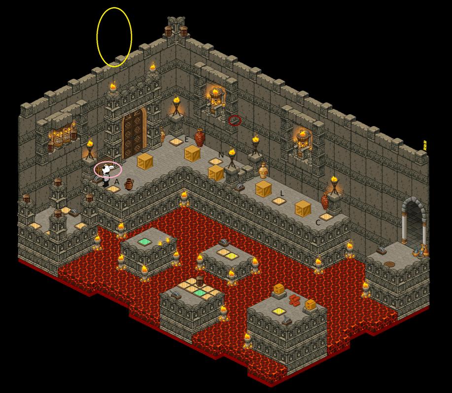 Zelba - Temple du feu 3 (Partie 3)