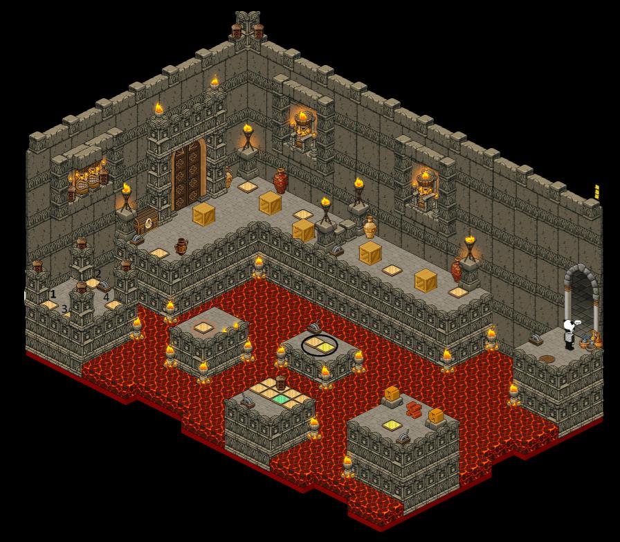 Zelba - Temple du feu 3 (Partie 2)