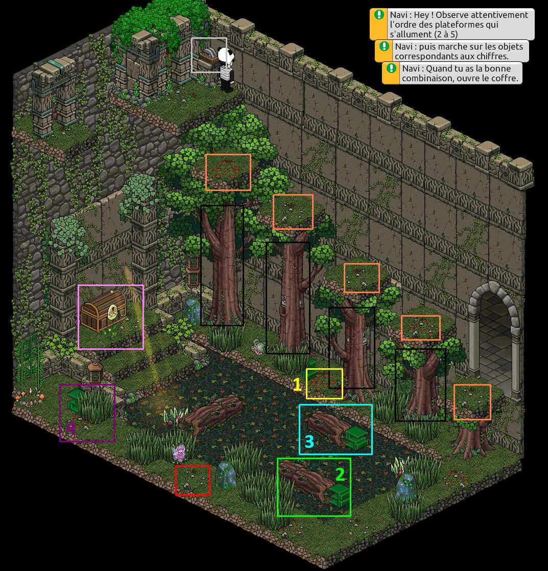 Zelba - Temple de la forêt 1 (Partie 1)