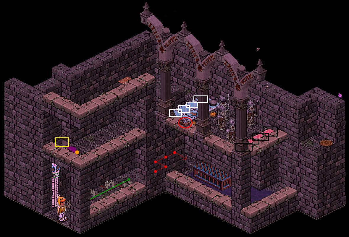 Zelba - Temple de l'Ombre 1