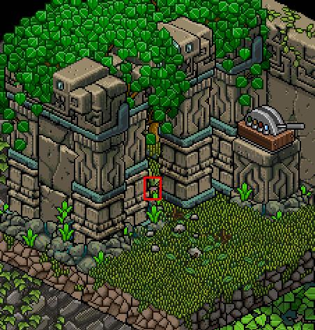 Zelba - Temple de la forêt 1 (Partie 2)