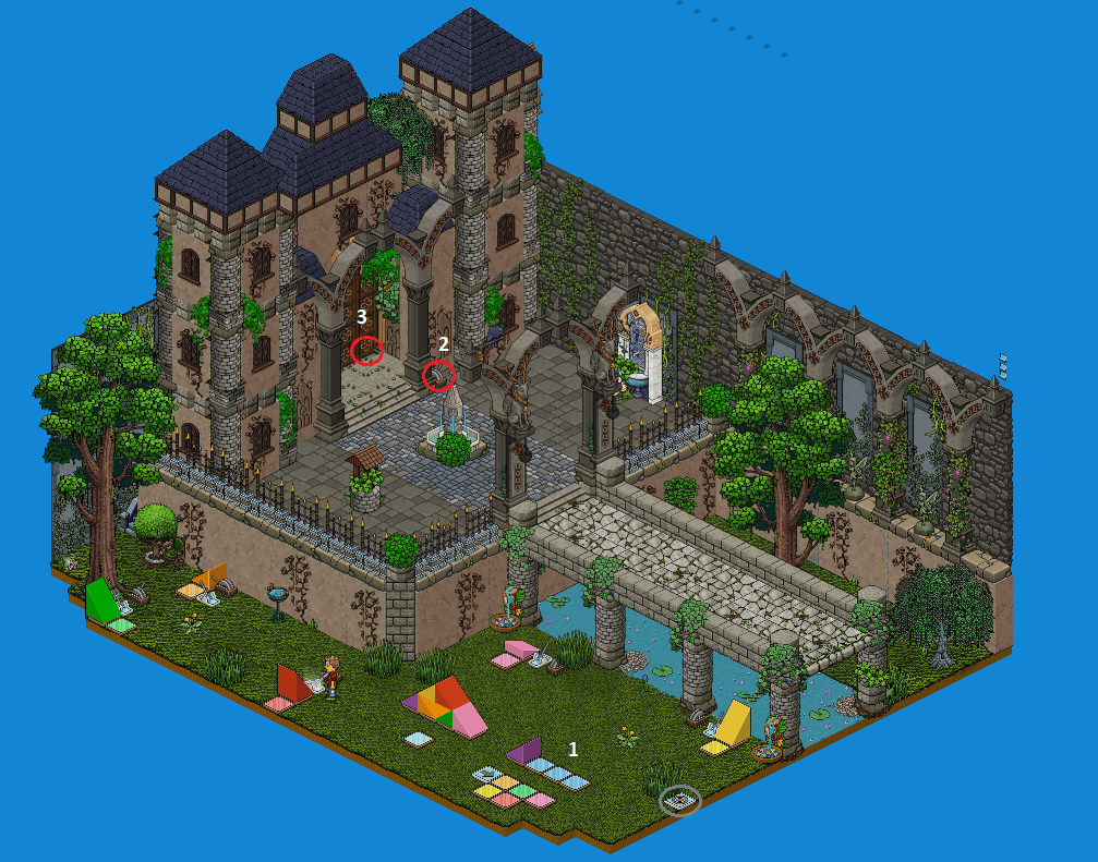 Zelba - Château d'Hyrule