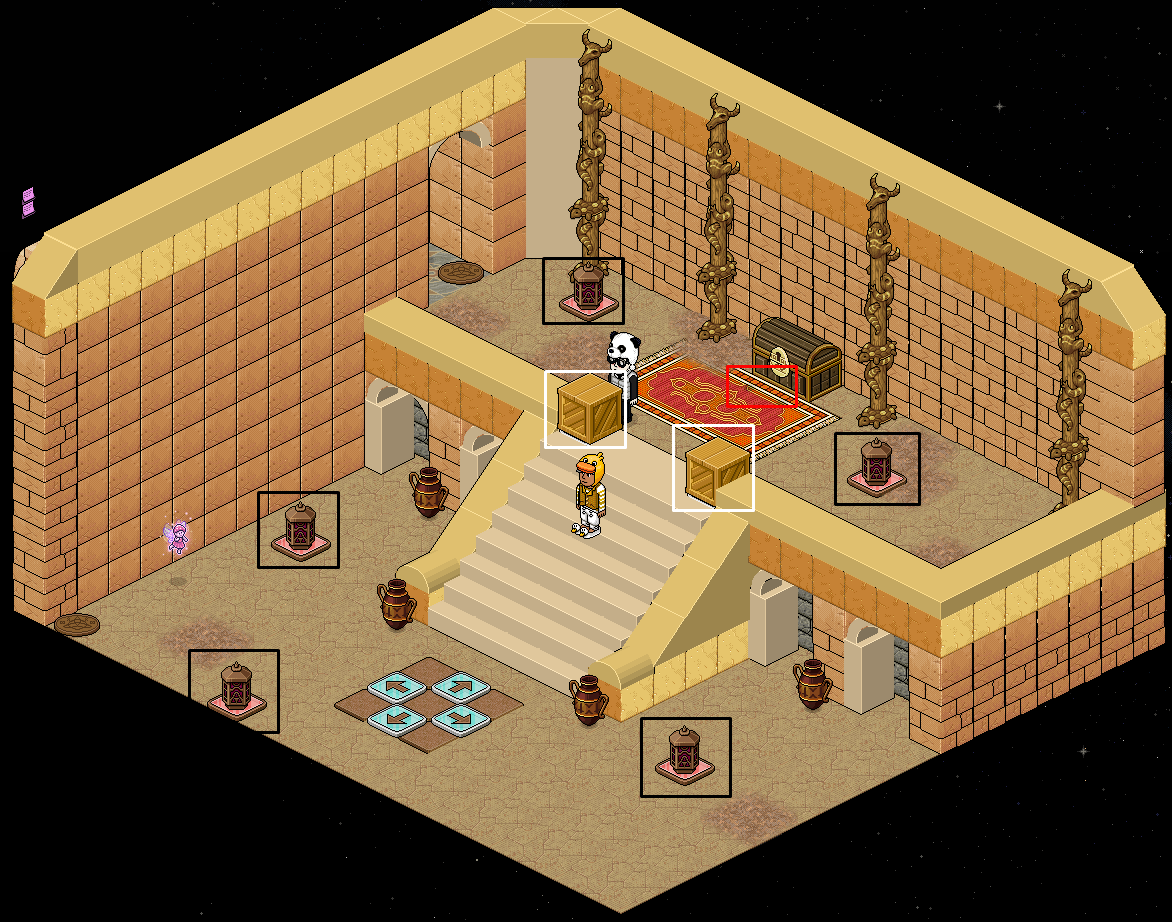 Zelba - Temple de l'Esprit 1