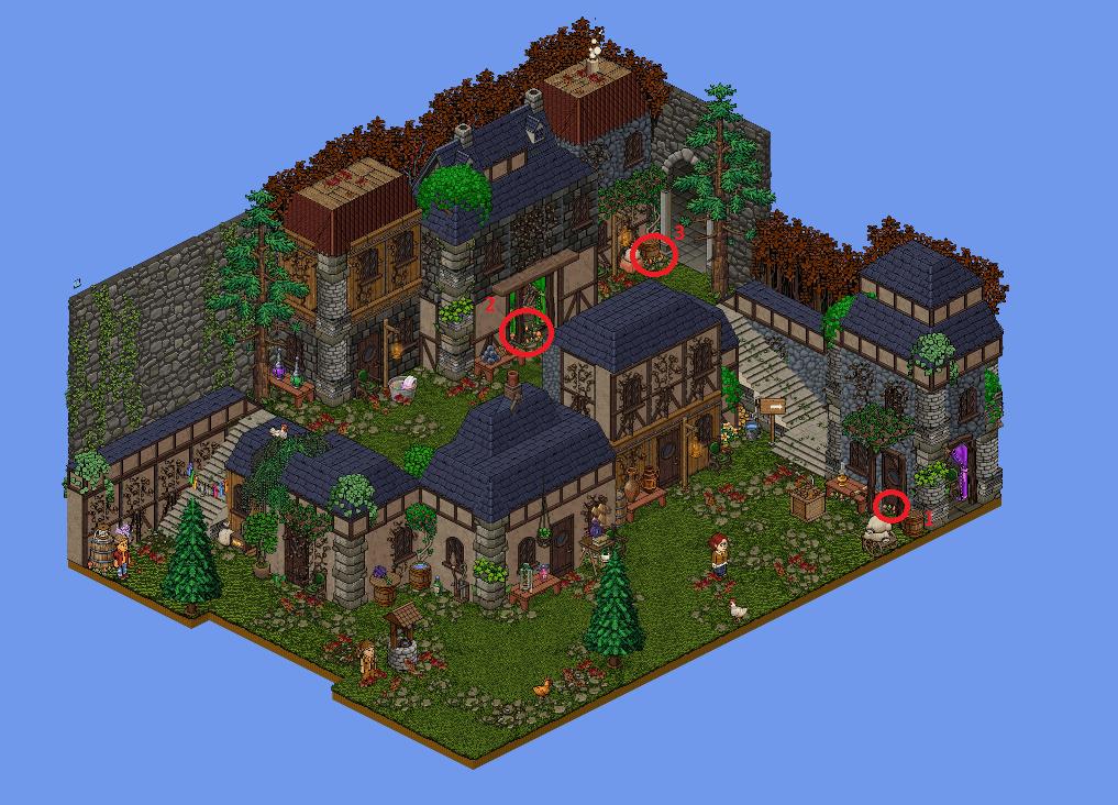 Zelba - Village Cocorico
