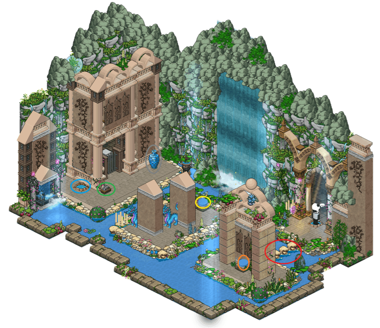 Zelba - Temple de l'eau 2