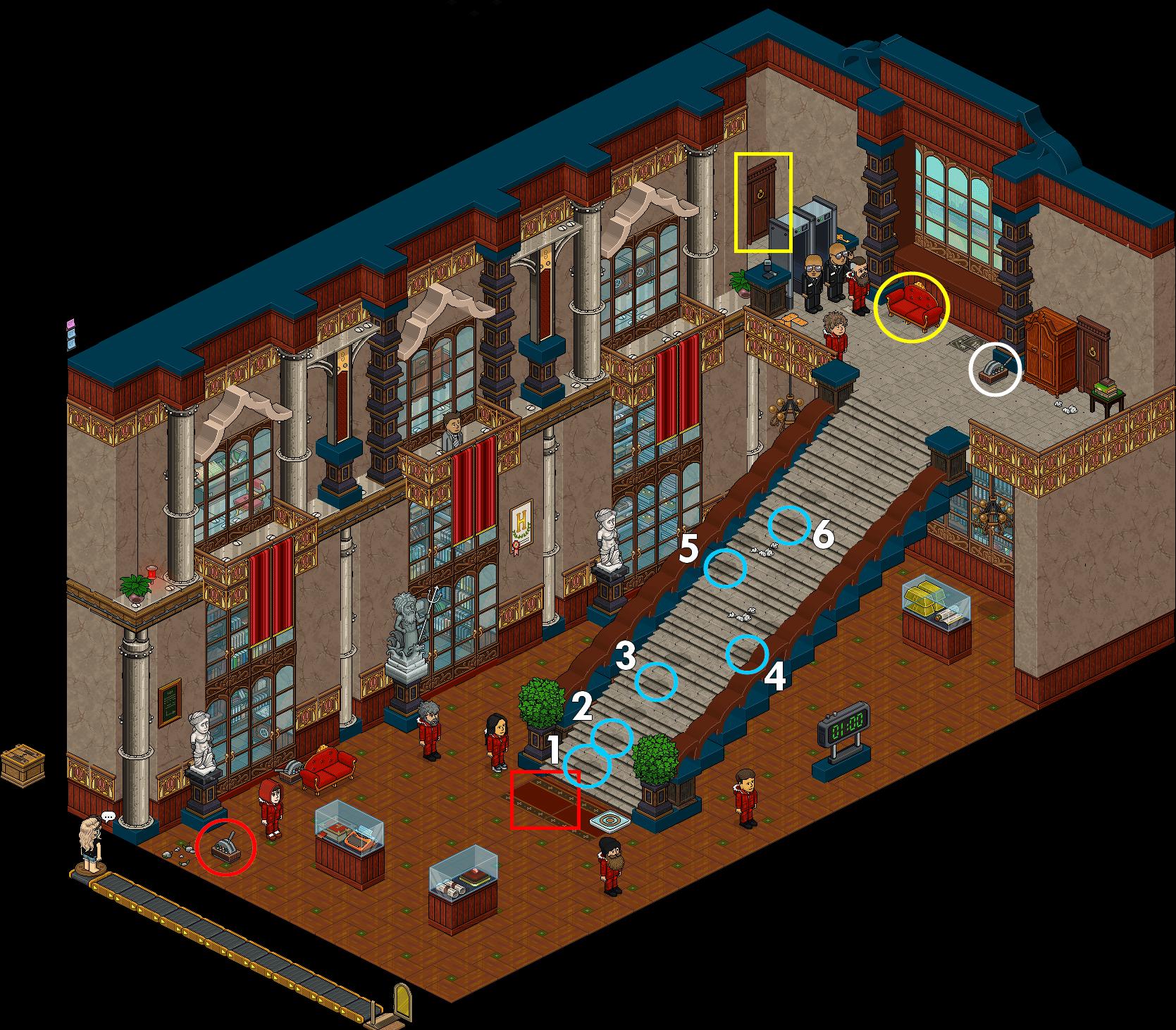 [CDP] - Fabrique de la Monnaie - Grand Hall