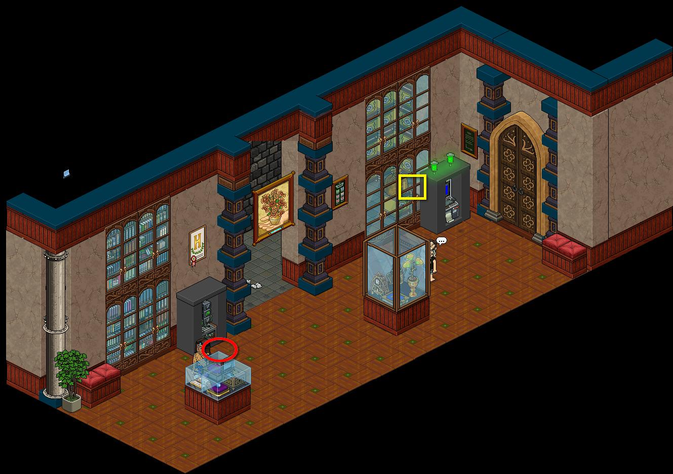 [CDP] - Fabrique de la Monnaie - Couloir