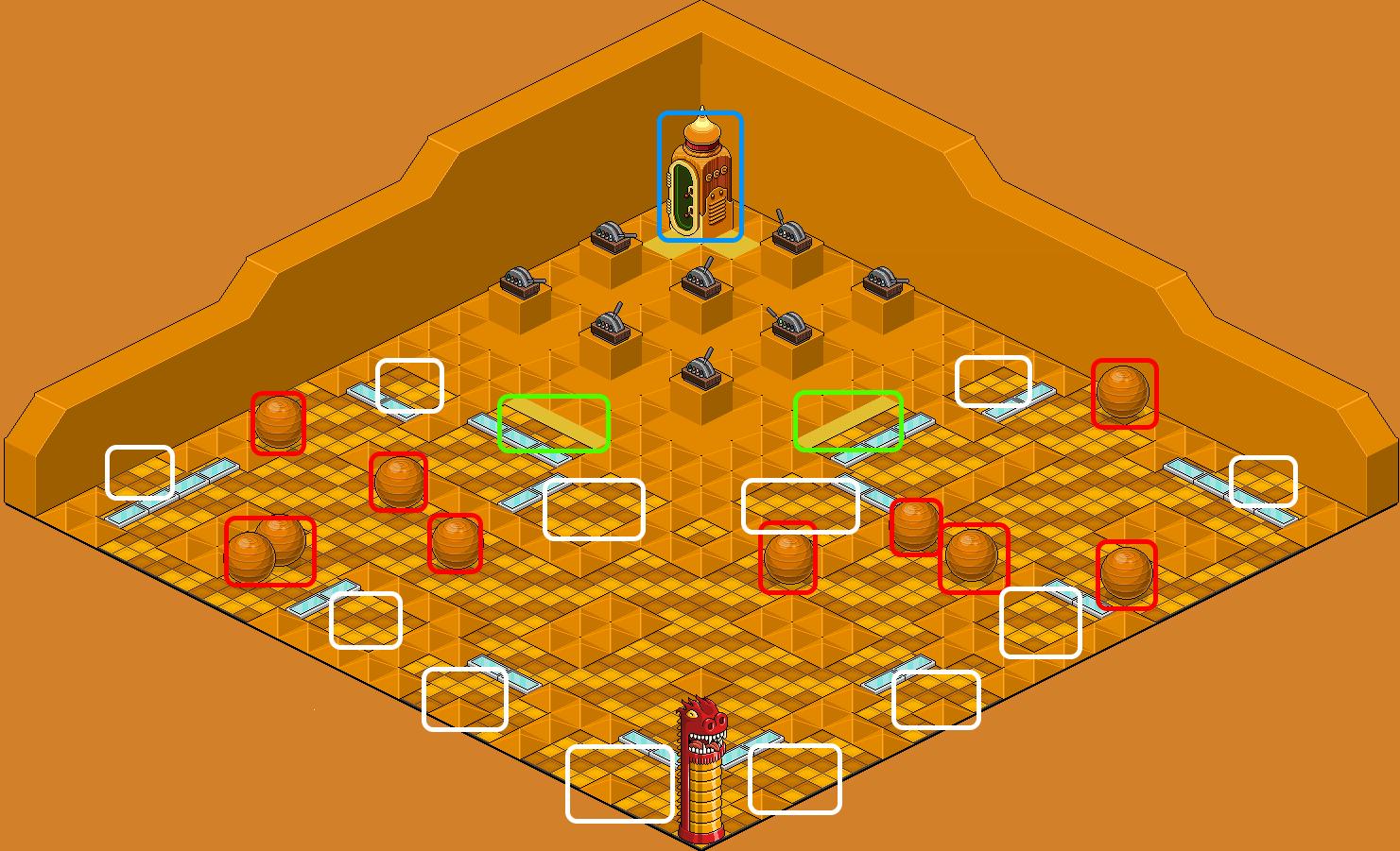 [Pride] Labyrinthe - Orange